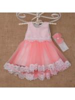 Сукня «Жасмин» коралового кольору