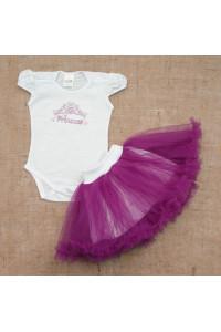 Костюм «Принцеса» фіолетового кольору