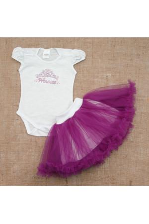 Костюм «Принцесса» фиолетового цвета