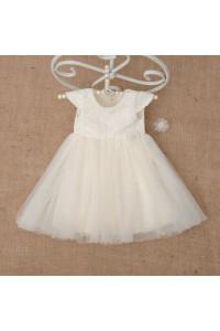 Сукня «Діамант» молочного кольору