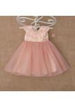 Сукня «Діамант» кольору пудри