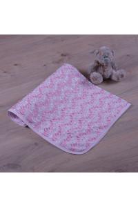 Ковдра «Крихітка» рожевого кольору