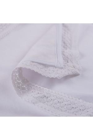 Крыжма «Обычай» белого цвета