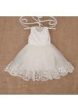 Сукня «Єлизавета» молочного кольору