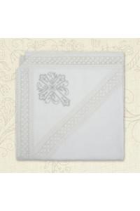 Крыжма «Обычай-2» белого цвета