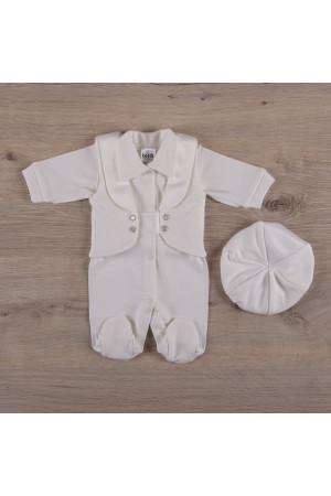 Костюм «Малышок» белого цвета