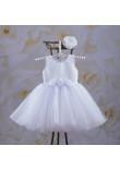 Сукня «Емілія» білого кольору