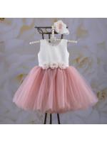 Сукня «Емілія» кольору пудри