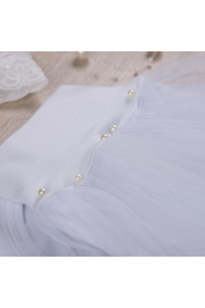 Костюм «Бусінка» білого кольору
