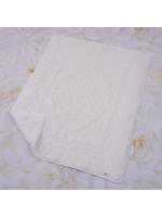 Одеяло «Мамины объятия» белого цвета