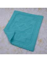 Одеяло «Барвы» голубого цвета