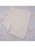 Одеяло «Барвы» молочного цвета