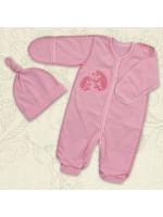 Костюм «Веселые ежики» розового цвета