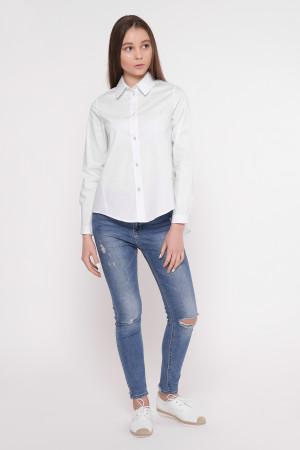 Рубашка «Анна» белого цвета