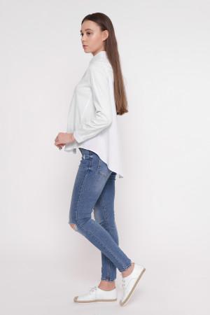 Сорочка «Анна» білого кольору