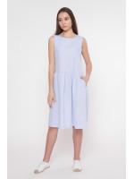 Сукня «Аманда» блакитного кольору