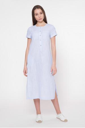 Сукня «Клео» блакитного кольору