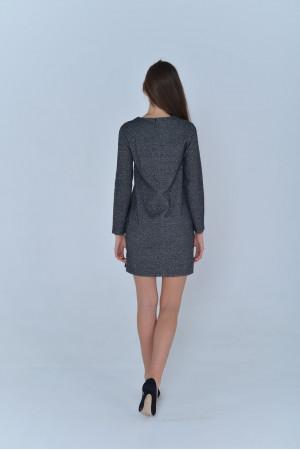Сукня «Кензо» сірого кольору