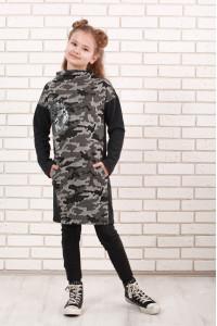 Сукня «Піпін-мілітарі»