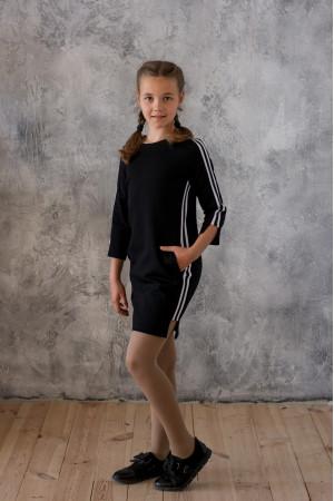 Сукня «Міллі» чорного кольору
