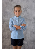 Сорочка «Гісса» блакитного кольору