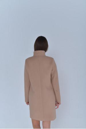 Жіноче пальто «Адора» бежевого кольору