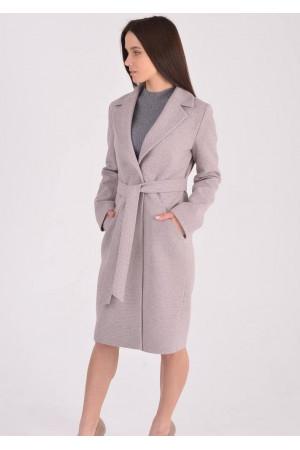 Жіноче пальто «Брісса» бежевого кольору