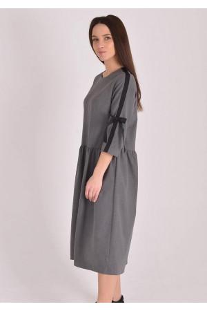 Сукня «Шонен» сірого кольору