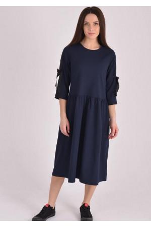 Сукня «Шонен» синього кольору