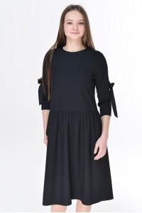 Сукня «Шонен» чорного кольору
