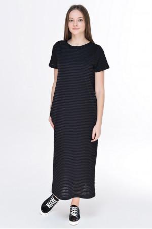 Сукня «Гаяне» чорного кольору