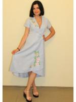 Платье «Цвет шиповника»