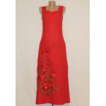 Сукня «Шарм» червоного кольору