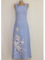 Сукня «Шарм» блакитного кольору