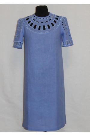 Платье «Пектораль» длинное