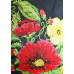 Сукня «Квіткова» темно-синього кольору
