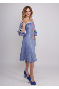 Сукня «Рожева мрія»