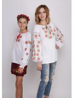 Комплект вишиванок для мами та дочки «Кияночка»