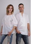 Комплект вишиванок для жінки та чоловіка «Перлина»