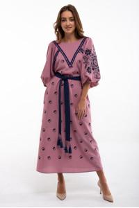 Платье «Росинка» розового цвета