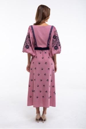 Сукня «Росинка» рожевого кольору