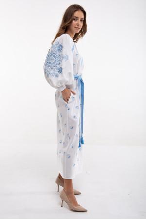 Сукня «Росинка» білого кольору