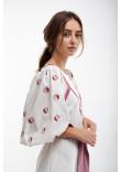 Сукня «Леля» білого кольору