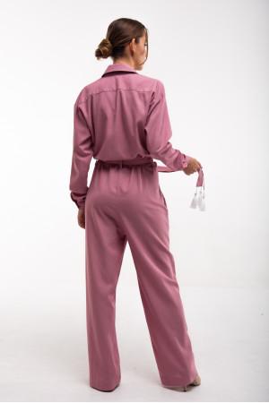 Комбінезон «Суцвіття» рожевого кольору
