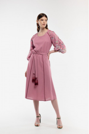 Сукня «Ясочка» рожевого кольору