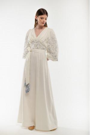 Сукня «Голубка» білого кольору
