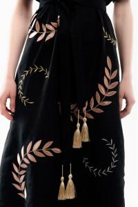 Сукня «Панночка» чорного кольору