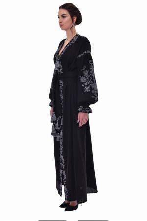 Платье «Амира» черного цвета