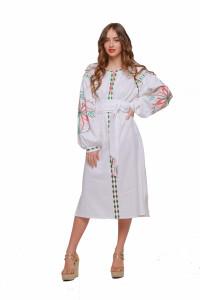 Сукня «Пробудження» білого кольору