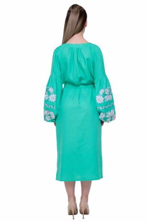 Сукня «Невісточка» кольору м'яти